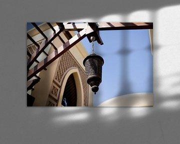 moderne arabische Architektur mit historischen Elementen von Karijn | Fine art Natuur en Reis Fotografie