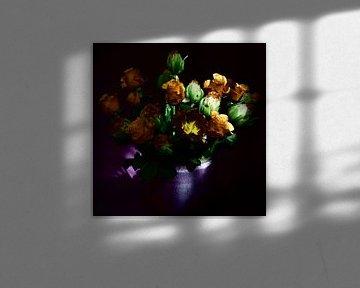 Blumenstrauß der Liebe. von Roelina Holtrop