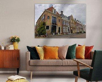Noorderhaven in Harlingen von Sander Groenendijk