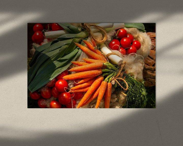 Sfeerimpressie: Hollandse groenten van Rianne Fotografeert