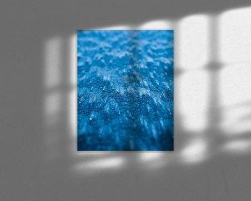 Zand tijdens het blauwe uurtje van Studio Zwartlicht
