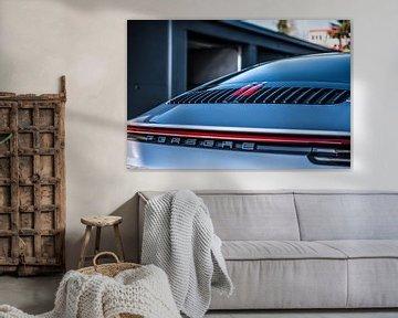 Porsche 992 von Bas Fransen
