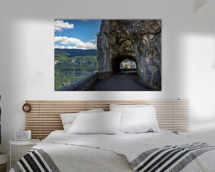 Sfeerimpressie: Frans landschap - Combe Laval van Rianne Fotografeert