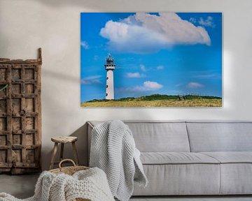 Phare d'Egmond aan Zee sur C. Nass