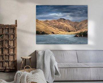 Neuseeland - Picton - Südinsel in Sicht von Rik Pijnenburg
