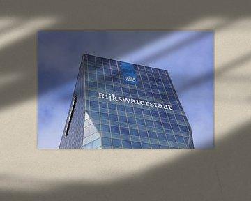 Rijkswaterstaat-Gebäude. von Jarretera Photos