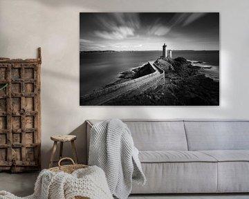 Leuchtturm der Bretagne von Jeroen Mikkers