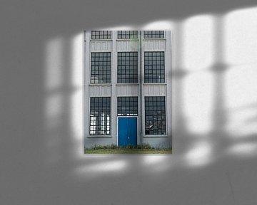 Fenster in der Schreinerei Vlissingen von Mariska Wondergem