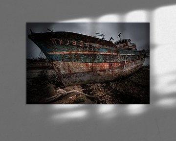 Schiffbruch von Jeroen Mikkers