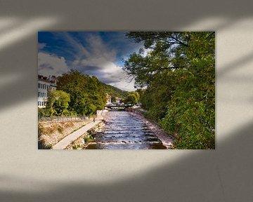 Freiburg im Breisgau - Dreisam von Maximilian Prinz Hohenlohe