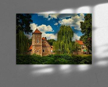 Schloss Hülshoff - Münsterland von Maximilian Prinz Hohenlohe