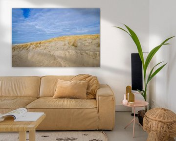 Texelse duinen van Brigitte Blaauw