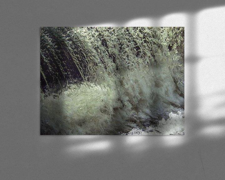 Sfeerimpressie: Waterval langzaam van Martijn Tilroe