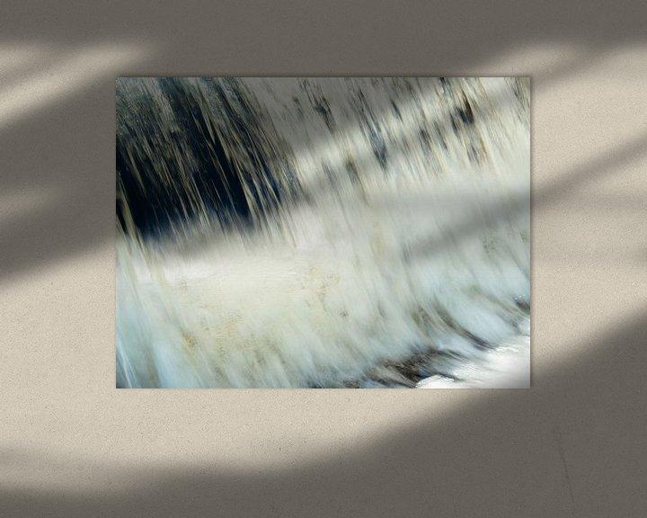 Beispiel: Wasserfall schnell von Martijn Tilroe