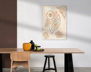Aboriginal DNA van Julien Willems Ettori