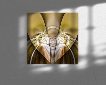Phantasievolle abstrakte Twirl-Illustrationen 97/4 von PICTURES MAKE MOMENTS
