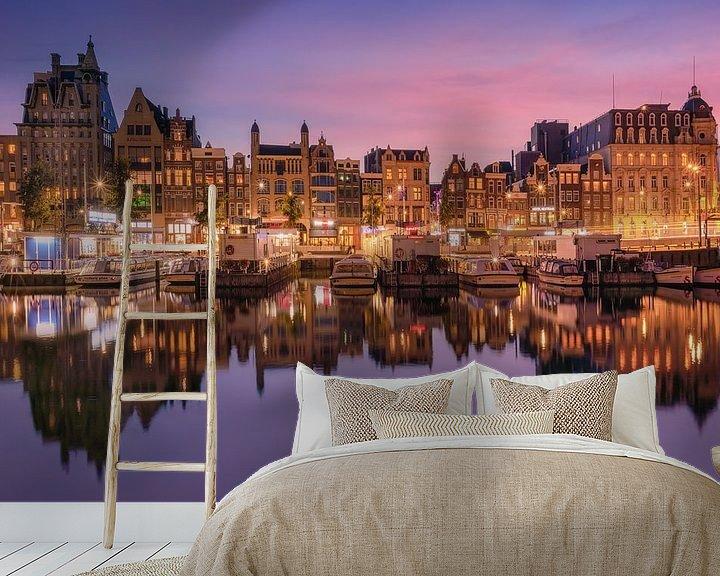 Impression: Amsterdam Damrak sur Reinier Snijders