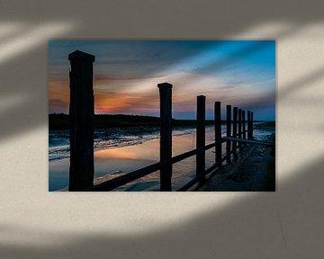 Sunset van Kelly Wiersum