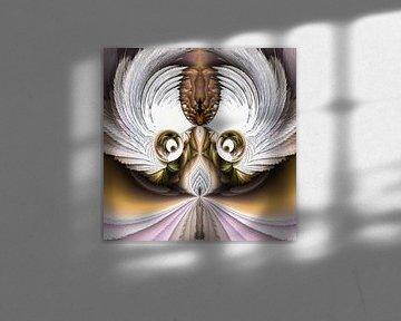 Phantasievolle abstrakte Twirl-Illustrationen 97/20 von PICTURES MAKE MOMENTS