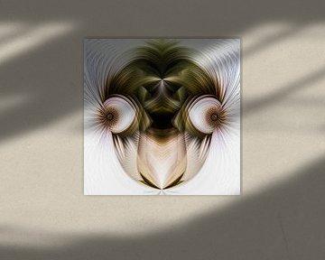 Phantasievolle abstrakte Twirl-Illustrationen 97/49 von PICTURES MAKE MOMENTS