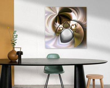 Phantasievolle abstrakte Twirl-Illustrationen 97/42 von PICTURES MAKE MOMENTS