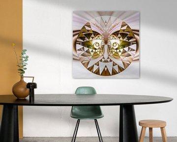 Phantasievolle abstrakte Twirl-Illustrationen 97/41 von PICTURES MAKE MOMENTS