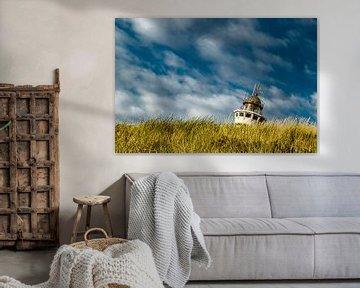 JCJ van Speyck phare Egmond aan Zee sur Jaap Spaans