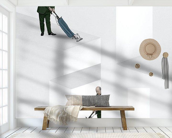 Impression: Mr. Escher's Housekeeper sur Marja van den Hurk