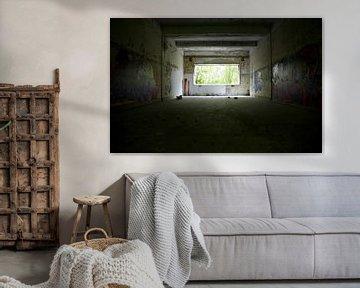 Fort de la Chartreuse | Raum 1 von Nathan Marcusse
