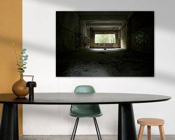 Fort de la Chartreuse | Raum 2 von Nathan Marcusse