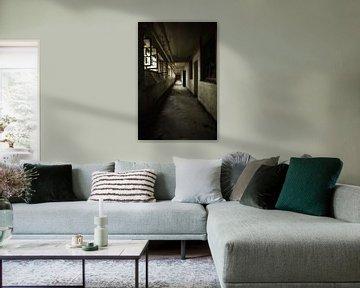 Fort de la Chartreuse | Korridore 4 von Nathan Marcusse