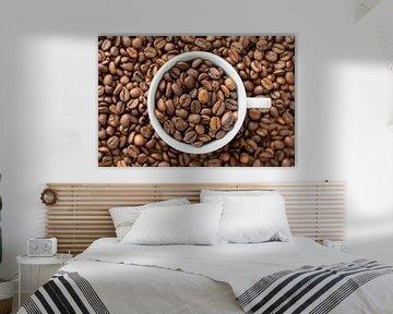 Tasse Kaffee von Francisco Dorsman