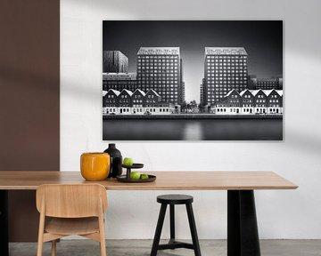 Städtische Symmetrie von Martijn Kort