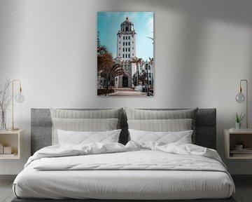 Beverly Hills Townhall van Laurenz Heymann