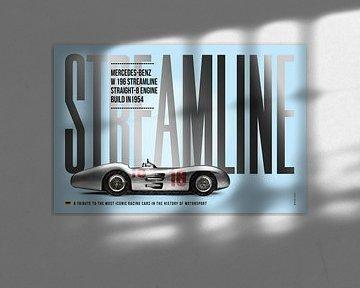 Mercedes W196 Stroomlijn, Tributen van Theodor Decker