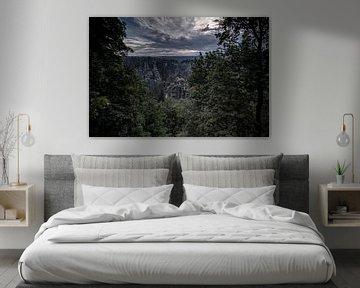 Elbsandsteingebirge von Sebastian Witt