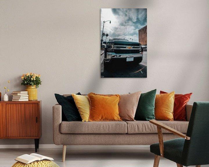 Sfeerimpressie: Silverado Chevrolet van Laurenz Heymann