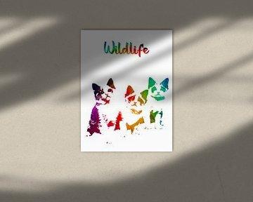 Kätzchen von Printed Artings