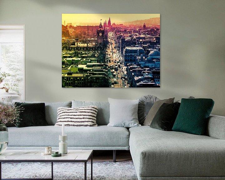 Beispiel: Edinburgh reloaded von Alexander Dorn
