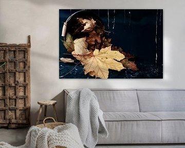 Herfstbladeren van Stefanie Keller