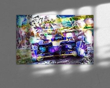 Formule E van Jean-Louis Glineur alias DeVerviers