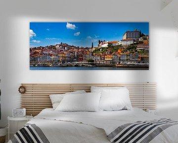 Panorama Porto van Antwan Janssen