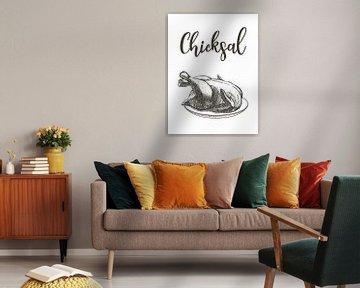 Chicksal von Printed Artings