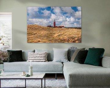 Vuurtoren Eierland op Texel