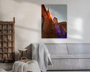 Mont Saint Michel van Celine Seelemann