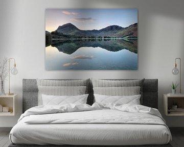 Buttermere Lake, Lake District, England, von Markus Lange