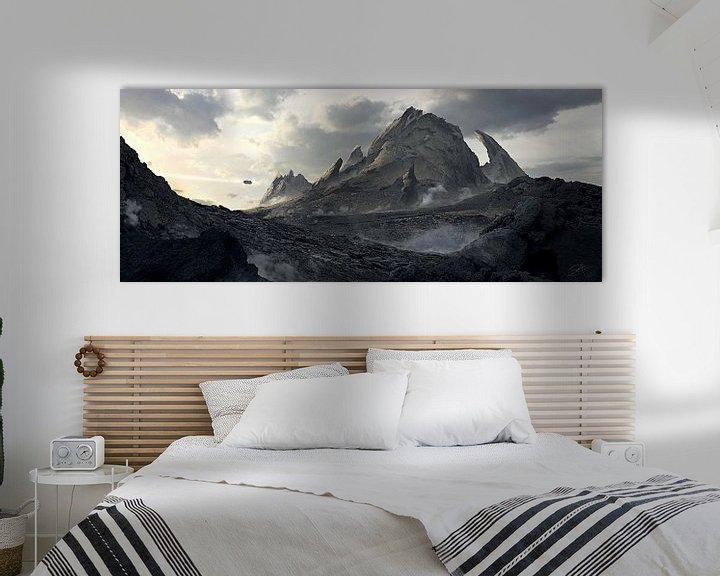 Beispiel: Abbruch Berg von Rocky Schouten