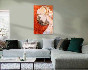 'Sienna' van Kim Rijntjes