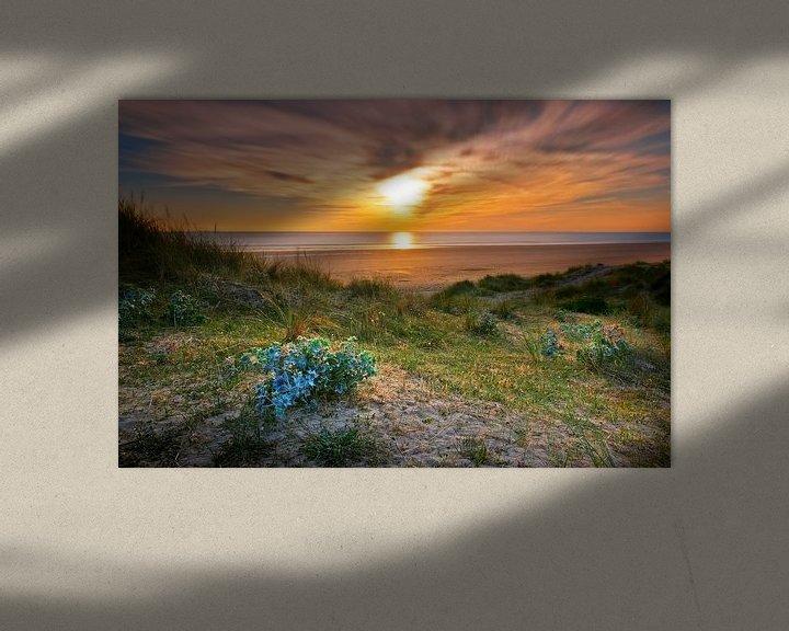 Sfeerimpressie: Baubigny strand van Ruud Peters