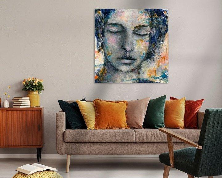 Sfeerimpressie: Marie van Flow Painting